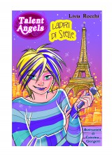 "Copertina ""Talent Angels - Ladri di stelle"""